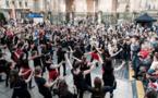17 000 personnes à l'opéra de Lyon le 9 mai 2015