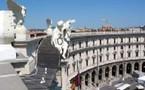 Hôtel - Rome : Exedra Palace Hôtel Roma