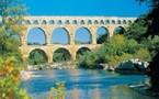 Du pont du Gard au ... site du pont du Gard