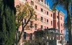 Marbella – Espagne : Villa Padernia, paladienne en diable