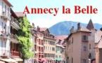 Balade à Annecy, Haute-Savoie