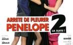 Vals-les-Bains, théâtre : Arrête de pleurer Pénélope 2, la suite. Mardi 29 avril à 20h45