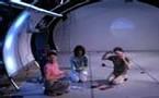 Danse, Saint-Jean de Védas : Idiots mais rusés, Anne Lopez. Chai du Terral / Saint-Jean de Védas