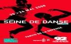 Paris, La Défense. 3e édition festival Seine de Danse. 20-24 mai 2008
