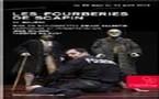 Paris, La Cartoucherie. Les Fourberies de Scapin, Théâtre du Fust. 20 mars au 13 avril 2008