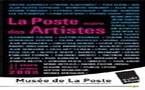 Paris, Musée de La Poste. La Poste inspire des artistes. Jusqu'au 31 octobre 2008