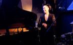 Maria Moreno, Club Jazz à l'Envers, Aix-en-Provence, le 19 février 2016