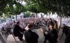 Saoû, Drôme. Saoû chante Mozart 2008. 28 juin - 13 juillet