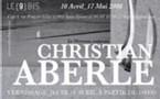 Saint-Etienne, art, Le 9 Bis. Christian Aberle, Le Morceau endormi. 10 avril - 17 mai