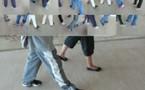 Vienne, Musée gallo-romain de Saint-Romain-en-Gal. « Traces : des pieds et des mains ». 3 - 29 juin 2008
