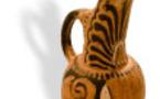 Oenochoé à bec en biseau © Musée d'Archéologie de Nice