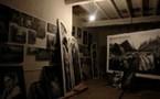 Toulouse, galerie Sollertis, Alain Josseau/ Anne&Patrick Poirier font la lumière sur la maquette d'une ville dévastée. du 7 juin au 5 juillet 2008