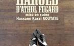 1 au 12 juillet. Paris, Lavoir Moderne Parisien : 'Maître Harold' d'Athol Fugard.  La relation d'un jeune « maître » blanc avec ses deux « boys » noirs