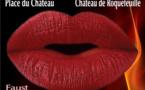 L'Opéra au Village, Satan, le Diable rouge en invité à Pourrières, Var, les 23 et 24 juillet et les 26 et 27 juillet, à 21h30