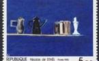 Montélimar, Drôme, Musée de la Miniature. Exposition 'Timbres d'artistes'. 11 juin jusqu'au 26 octobre.