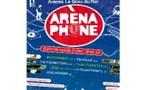 Le Grau du Roi, Gard, musique électro, arènes : ARENAPHONE. Grand rendez vous de musique électro13 juillet.
