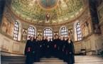 Toulon, Six-Fours, Var, Festival de musique de Toulon et sa région : 'Chant du Mont Athos' par le chœur byzantin de Grèce. 5 juillet