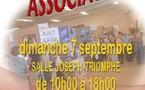 Tarare, Rhône : Forum des Associations à Tarare. Dimanche 7 septembre 2008