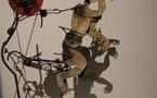 Musée Mandet, Riom (63). Les sculptures animées de Valentin Malartre. Jusqu'au 28 septembre 2008