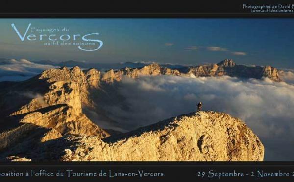 Jusqu'au 2 novembre > Lans en Vercors : Expo Photos avec David Boudin