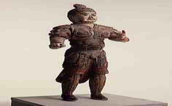 21/11 au 28/02 > Trésors de Dunhuang, mille ans d'art bouddhique. Musée Guimet et Centre culturel de Chine, à Paris
