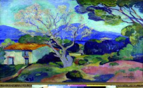 Jusqu'au printemps > Henri Lebasque, Henri Manguin aux cimaises du musée de Roanne (42)