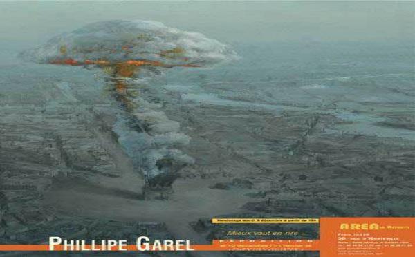 10/12 au 28/02 > Philippe Garel, Mieux vaut en rire à la galerie Aréa, Paris
