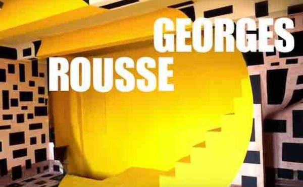 Rognes (13). Expsoition Georges Rousse au château Bonisson en Provence, du 7 janvier au 10 avril 2021
