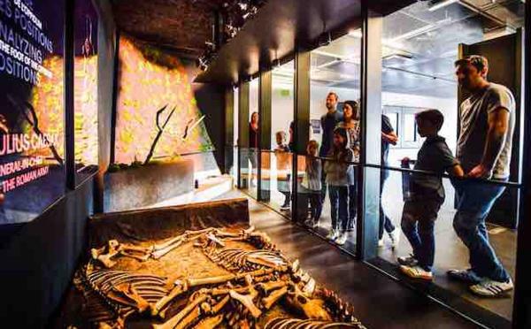 Gergovie, toute l'histoire sur un plateau - Musée Archéologique de la Bataille, exposition du 10 avril 2021 au 2 janvier 2022