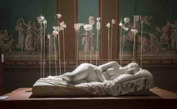 Valence, musée des Beaux-Arts : Philippe Favier, exposition All-Over, jusqu'au 29 août 2021