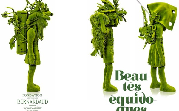 Limoges, Fondation Bernardaud, exposition «Beautés Equivoques», du 18 juin 2021 au 2 avril 2022