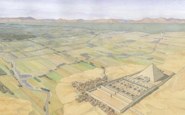 Vif (38), «Restituer l'Égypte antique. Voyage architectural», de Jean-Claude Golvin à Assassin's Creed, jusqu'au 21 novembre 2021)