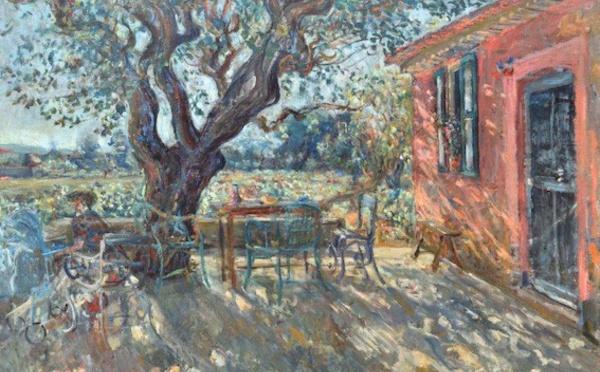 Les Baux-de-Provence, Musée Yves Brayer : «Une vision du Bonheur. Les peintres de la Réalité Poétique». Jusqu'au 31 décembre 2021