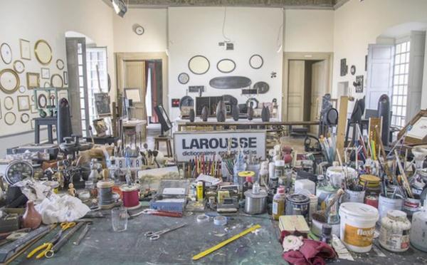 Valence. Réouverture du musée de Valence, Art et archéologie ; prolongation de l'exposition Philippe Favier, All-Over jusqu'au 29 août 2021