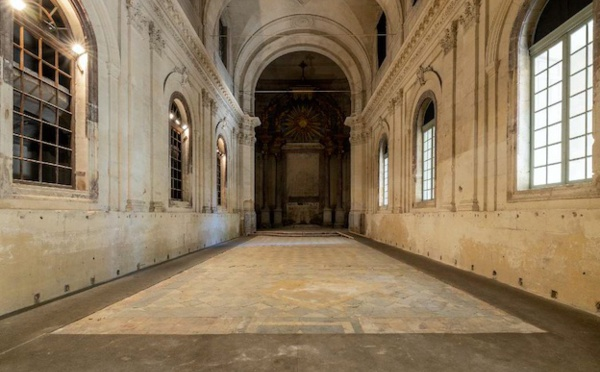 Avignon, Chapelle St Charles - Christine Ferrer, «Consolation», exposition 14 juin au 10 juillet 2021
