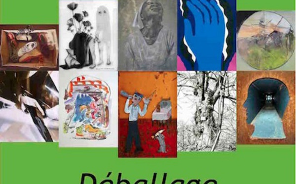 Ailhon (07) - «Déballage», un regard sur les collections de la galerie Mercurart du 4 au 6 août 2021