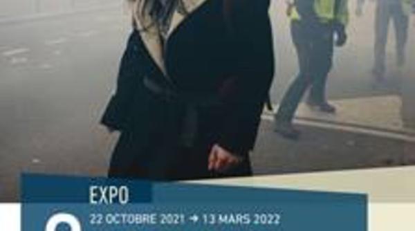 Valence, Centre du Patrimoine Arménien : Orages, photographies de Guillaume Herbaut, exposition du 22 octobre 2021 au 13 mars 2022