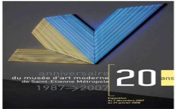 Saint-Etienne, musée d'art moderne : 20 ans pour le Musée d'Art Moderne