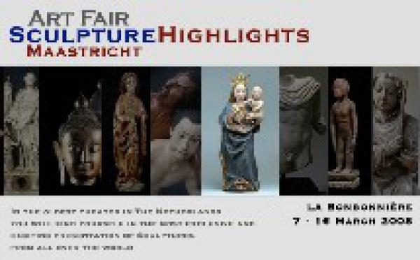 Maastricht. ART FAIR SCULPTURE HIGHLIGHTS MAASTRICHT. 7 au 16 mars 2008