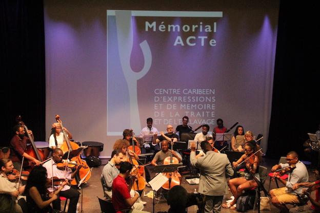 Guadeloupe 1er Festival International De Musique Ddi Au Chevalier